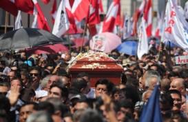 Mantan Presiden Peru Alan Garcia Bunuh Diri karena Tak Mau Dipermalukan