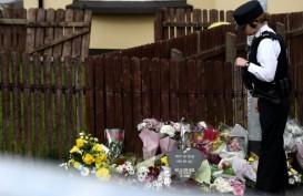 Polisi Tangkap 2 Pria Terkait Tewasnya Jurnalis Irlandia Utara