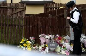 Polisi Tangkap 2 Pria Terkait Tewasnya Jurnalis Irlandia…