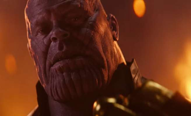 Thanos - Screenrant