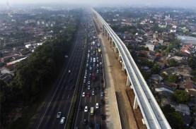 LRT Dibangun, Kawasan Bogor dan Sentul Jadi Primadona
