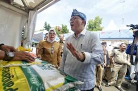 Pemkot Bandung Gelar Bazar Murah Bahan Pokok, Ini…