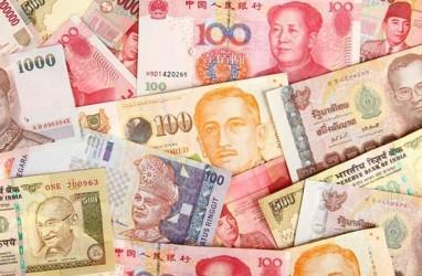 Mata Uang Emerging Asia Tertekan di Zona Merah