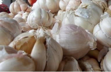 Harga Bawang Putih di Bandarlampung Rp45.000 per Kilogram