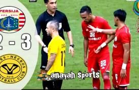 Piala AFC 2019: Persija vs Ceres Negros 2-3, Ini Video Streamingnya