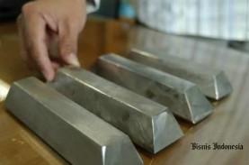 Harga Aluminium Stabil Setelah Menguat 5 Hari Berturut-turut