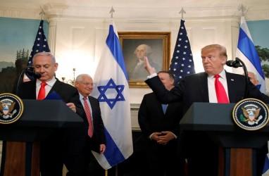 Kota di Dataran Tinggi Golan Israel Dinamai Donald Trump