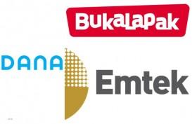 EMTK Optimistis dengan Investasinya di Bukalapak dan Dana