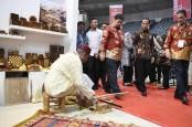 Resmikan Inacraft 2019, Jokowi Sebut Potensi Masih Besar