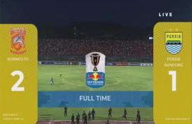 Piala Indonesia: Borneo FC vs Persib Skor Akhir 2-1, Laga Leg 2 akan Panas