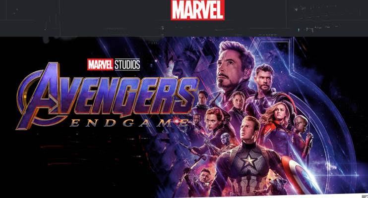 Film Avengers: End Game