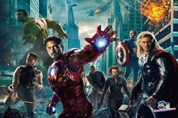 Film Avengers - Cinemags