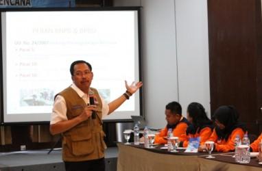 BNPB Tingkatkan Pemahaman Bencana Lewat HKB