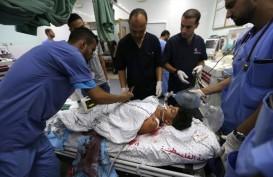 Klinik Mata dan THT dari Baznas untuk Pengungsi Palestina di Yordania
