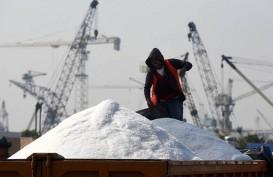 PRODUK STRATEGIS : Dua Pabrik Garam Olahan Segera Beroperasi