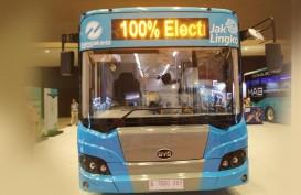 KENDARAAN LISTRIK : Pemerintah Didorong Pakai Bus Listrik