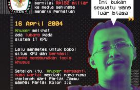 Situs KPU Diserang Hacker, Ini Kisah Xnuxer Pembobol Situs Tabulasi Nasional Pemilu