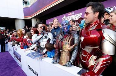 Penonton Avengers Endgame di Kroya Hanya 200 Orang