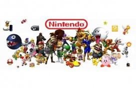 Lagi, Nintendo Catat Laba di Bawah Perkiraan