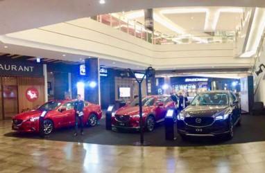 IIMS 2016 : Mazda Pamer 6 Model Sedan Hingga SUV