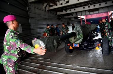 Patroli Laut Armada III Temukan Pencurian Ikan dan Pembalakan Liar