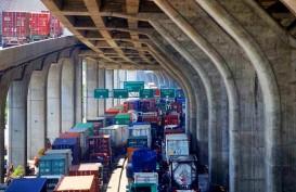 Kemacetan di Priok Akibat Gangguan Sistem di JICT & Koja Mulai Terurai