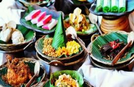 Kadin Bidik Kuliner sebagai Bagian Ketahanan Pangan