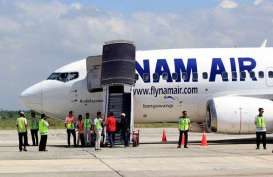 Jelang Lebaran, NAM Air Terbangi Tarakan dari Samarinda