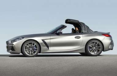 MODEL ROADSTER : All New BMW Z4 Diluncurkan