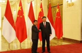 LAPORAN DARI BEIJING : Wapres Kalla Serahkan Surat dari Jokowi untuk Xi Jinping, Apa Isinya?