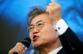 Ekonomi Korsel Suram, Tingkat Dukungan Presiden Moon Jae-in Merosot