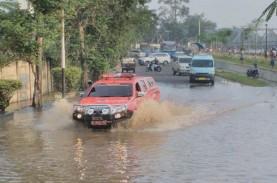 Cisadane Siaga 1, Pemkot Tangerang Antisipasi Banjir