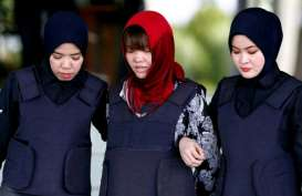 Kasus Pembunuhan Kim Jong-nam, Doan Thi Huong Bebas 3 Mei