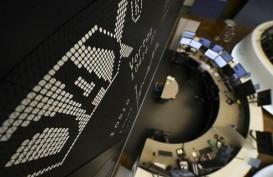 Bursa Global Turun Tipis Jelang Rilis Data PDB AS