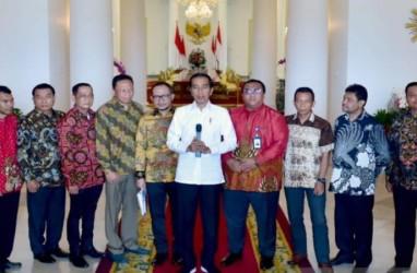 Bertemu Pimpinan Serikat Pekerja, Presiden Jokowi Sepakat Revisi PP Pengupahan