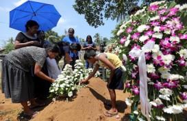 Sri Lanka Cari 140 Orang yang Diduga Terlibat Bom Paskah