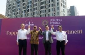 Jababeka Residence Tutup Atap Apartemen Monroe