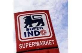 Lantai Dua Gudang Super Indo Ambrol, 7 Pegawai Terluka
