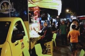 Semarang Ulang Tahun, Ganjar Pranowo Resmikan Food…