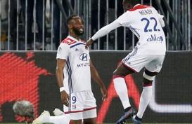 Hasil Liga Prancis, Lyon Amankan Jalur Tiket Kualifikasi Liga Champions