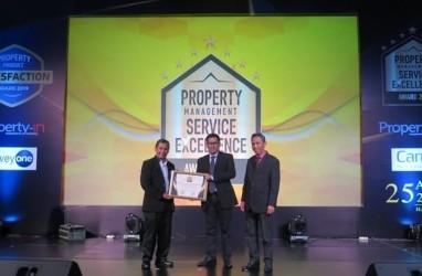 Paramount Land Kembali Raih Penghargaan Service Exellence