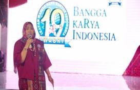 Aktris Jenny Rachman Resmikan Pameran Bazar Produk Hasil UMKM