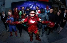 Tayang Perdana, Avengers: Endgame Raup US$60 Juta di AS dan Kanada