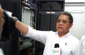 Rudiantara : Pembangunan Jaringan Palapa Ring Paket Timur 96 Persen