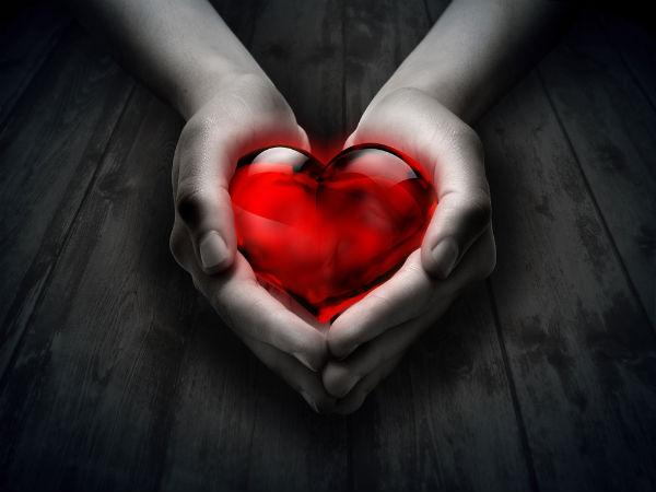 Ilustrasi jantung. - Boldsky