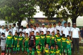 Gelar Coaching Clinic, Klub TIRA Persikabo Gencar…