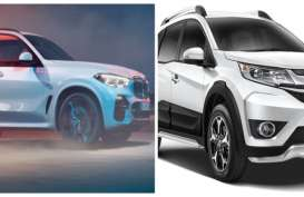 All New BMW X5 dan New Honda BR-V Ramaikan Pasar SUV