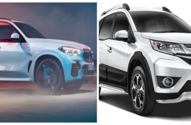 All New BMW X5 dan New Honda BR-V Ramaikan Pasar SUV