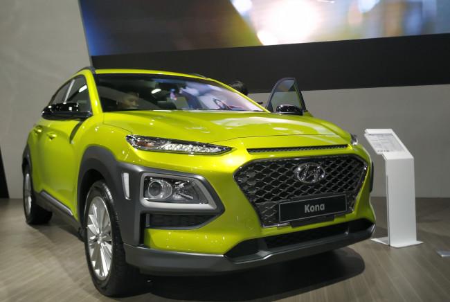 Kona, SUV anyar andalan Hyundai - Thomas Mola