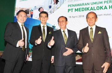Kinerja Kuartal I/2019 : Laba Bersih Medikaloka Hermina (HEAL) Tumbuh 52,18 Persen